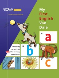 My First English Van Dale -voorleeswordenboek Albers, Mariska
