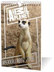 WEEKKALENDER 2018 ANIMAL PLANET  / 1X10,