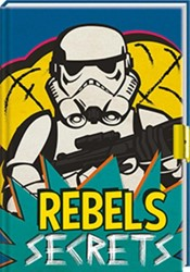 SET DAGBOEK STARWARS REBELS MET SLOT / 3