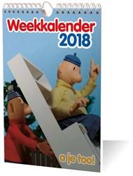 WEEKKALENDER 2018 BUURMAN & BUURMAN