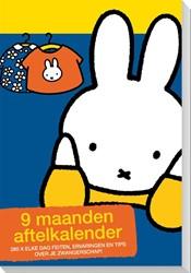 AFTELKALENDER NIJNTJE 9 MAANDEN -DAG/VRIENDEN/STICKERBOEKEN 248208