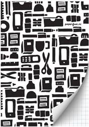PAPERFUEL SCHRIFT A4 RUIT 10X3,25 - BTS