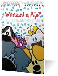 WEEKKALENDER 2018 WOEZEL & PIP / 1X1