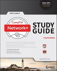 Comptia Network+ Study Guide -Exam N10-007 Lammle, Todd