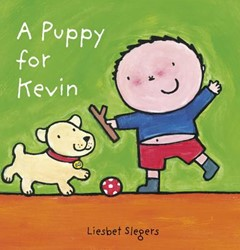 A puppy for kevin Slegers, Liesbet