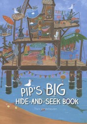 pip's big hide and seek book Vanderheyden, Thais
