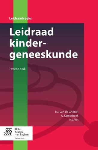Leidraad kindergeneeskunde Griendt, E.J. van de
