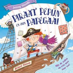 Piraat Pepijn en zijn papegaai Woods, Jenny
