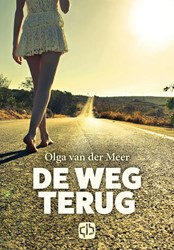 De weg terug- grote letter uitgave Meer, Olga van der