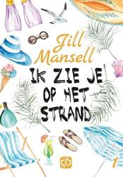 Ik zie je op het strand - grote letter u Mansel, Jill