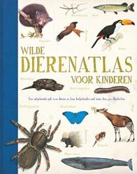 Wilde dierenatlas voor kinderen Farndon, John
