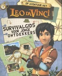 Leo da Vinci -survivalgids voor jonge ontdek kers