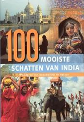 100 Mooiste schatten van India -wonderen van beschaving en nat uur Grover, N.