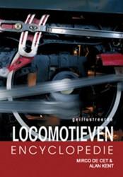 Geillustreerde Locomotieven encyclopedie Cet, M. de