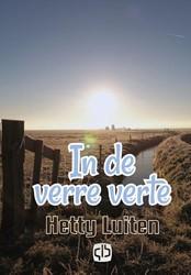 In de verre verte - grote letter uitgave Luiten, Hetty