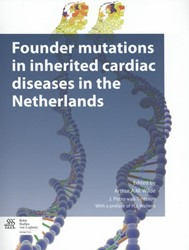 Founder mutations in inherited cardiac d