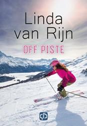 Off piste -grote letter uitgave Rijn, Linda van
