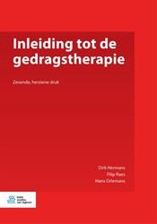 Inleiding tot de gedragstherapie Hermans, Dirk