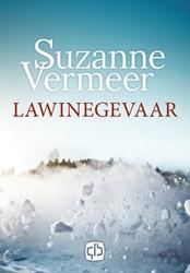 Lawinegevaar -- grote letter uitgave Vermeer, Suzanne
