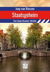 Staatsgeheim - grote letter uitgave Riessen, Joop van