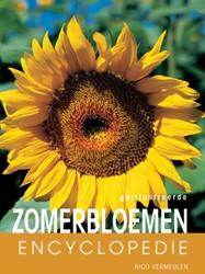 Geillustreerde zomerbloemen encyclopedie -informatieve tekst met vele ho nderden schitterende kleurenfo Vermeulen, N.
