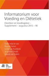 Informatorium voor Voeding en Dietetiek -dieetleer en voedingsleer