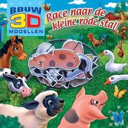3D RACE NAAR DE KLEINE RODE STAL! APSLEY, BRENDA
