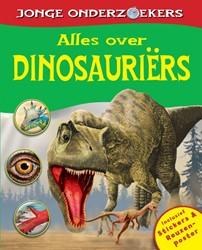 Jonge onderzoekers Alles over dinosaurie -(INCL. POSTER EN STICKERS)