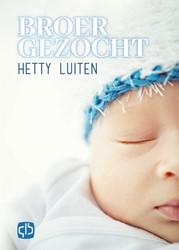Broer gezocht - grote letter uitgave Luiten, Hetty