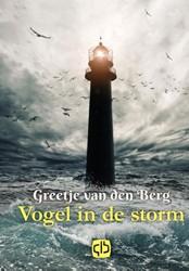 Vogel in de storm - grote letter uitgave Berg, Greetje van den