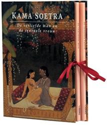Kama Soetra -de verliefde man en de sensuel e vrouw