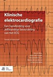 Klinische elektrocardiografie -Een handleiding voor zelfstand ige beoordeling van het ECG Blom, Nico A.