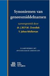 Synoniemen van geneesmiddelnamen Overdiek, J.W.P.M.