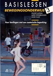 Basislessen bewegingsonderwijs 3 -voor leerlingen met een motori sche beperking Alkema, Willeke