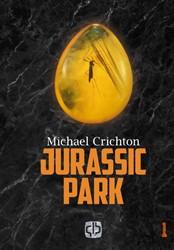 Jurassic Park - grote letter uitgave Crichton, Michael