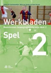 Werkbladen Basislessen en bewegingsonder Gelder, Wim van