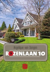 Rozenlaan 10 -grote letter uitgave Dongen, Angelique van