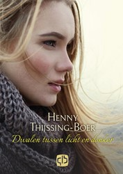 Dwalen tussen licht en donker -grote letter uitgave Thijssing-Boer, Henny
