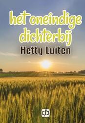 Het oneindige dichterbij - grote letter Luiten, Hetty