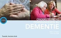Ondersteunend communiceren bij dementie Scheres, Wilma