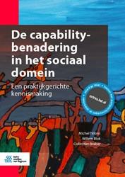 De capabilitybenadering in het sociaal d -Een praktijkgerichte kennismak ing Tirions, Michel
