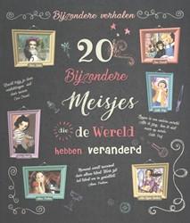 20 bijzondere meisjes die de wereld hebb