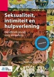 Seksualiteit, intimiteit en hulpverlenin -Handboek jeugd, zorg en welzij n Heemelaar, Mathieu