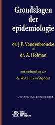 Grondslagen der epidemiologie Vandenbroucke, J.P.