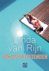 Vakantievrienden - grote letter uitgave Rijn, Linda van