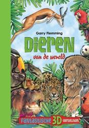 Carousel boek Dieren van de wereld Diere Fleming, Gary
