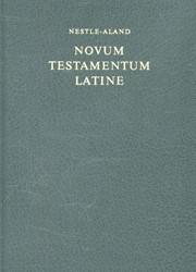 Novum Testamentum Latine -Textum Vaticanum