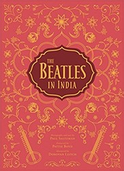 Saltzman*The Beatles in India Saltzman, Paul