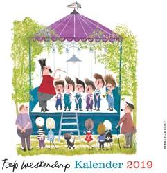 Fiep Westendorp maandkalender 2019