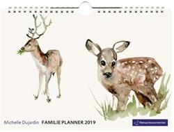 Michelle Dujardin Familie planner 2019
